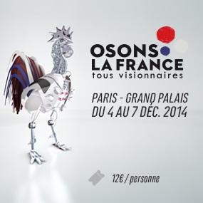 Osons la France